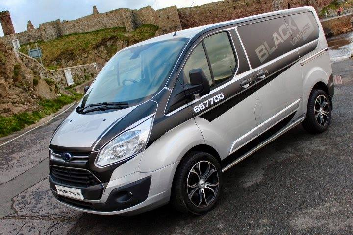 Black Van Hire